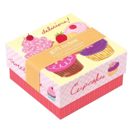 Cupcake Enclosure (Cupcakes Gift Notes)