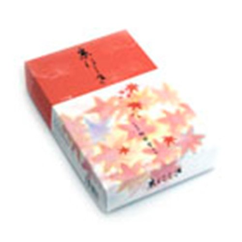 Shoyeido's Kyoto Autumn Leaves Incense, 450 sticks - Kyo-nishiki - incensecentral.us