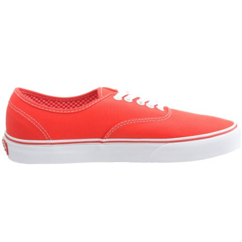 Orange Authentic Adulto Sneakers Spicy Arancione Unisex Vans Wei HwYZZ