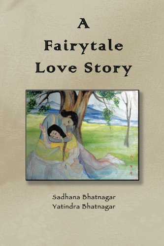 A fairytale love story cover