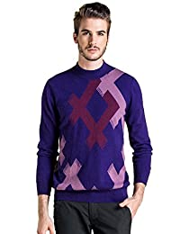 Zhili Men's Turtleneck Sweater Cashmere