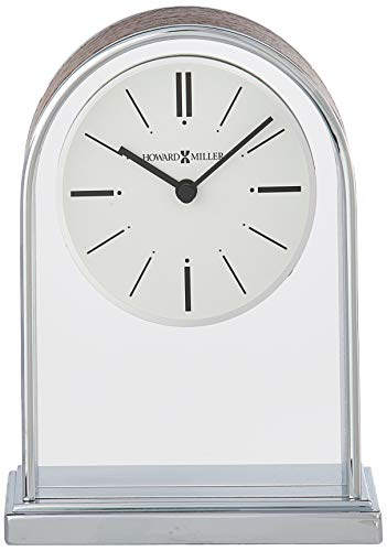 (Howard Miller 645768 645-768 Milan Table Clock)