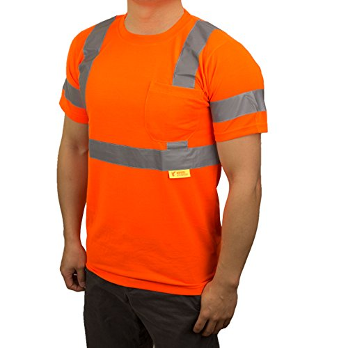 Hi Viz Workwear Reflective Sleeve Safety