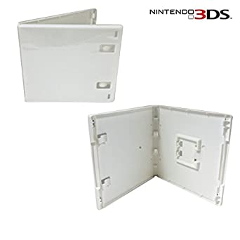 Link-e ®: Conjunto de 10 cajas blancas de recambio para los juegos de Nintendo 3DS: Amazon.es: Videojuegos