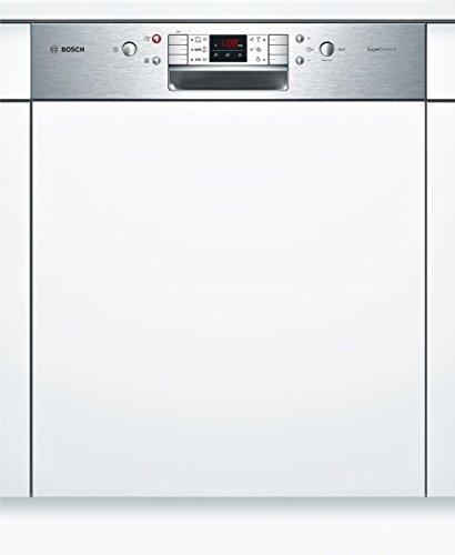 Bosch SMI68N25EU Serie 6 Geschirrspüler Teilintegriert / A++ / 266 kWh / 14 MGD / ActiveWater Technologie / DosierAssistent