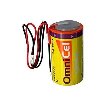 Amazon com: DSC TYCO WT4911BATT D cell lithium batteries for