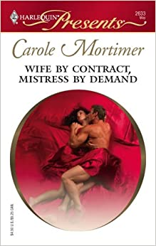 Book Wife By Contract, Mistress By Demand