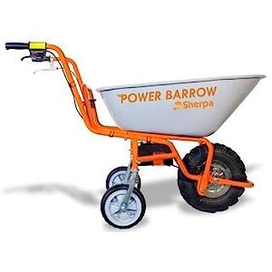 Motorized Wheelbarrows