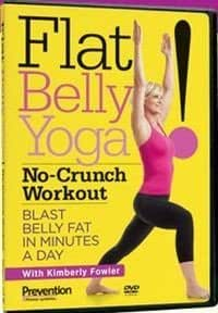 Amazon.com: Flat Belly Yoga - No-crunch Workout: Kimberly