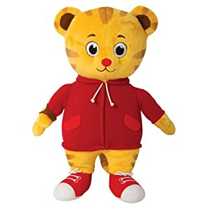 Daniel Tiger's Neighborhood Friend Daniel Tiger Plush - 41IoYbtoR2L - Daniel Tiger's Neighborhood Friend Daniel Tiger Plush
