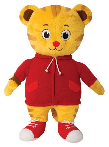 Daniel Tiger's Neighborhood Friend Daniel Tiger Plush]()