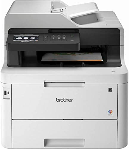 Brother MFC L3770CDW Wireless Printing Scanning