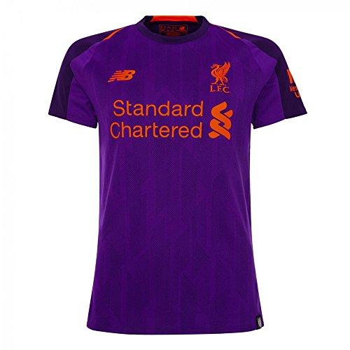 New Balance 2018-2019 Liverpool Away Ladies Football (10 Liverpool Away Jersey)