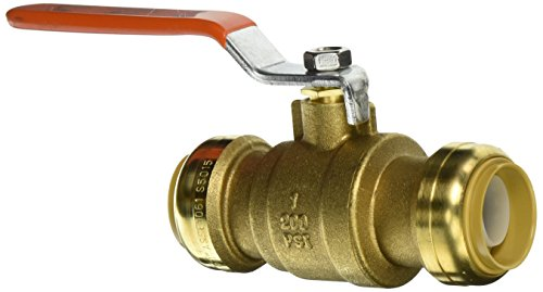 - Sharkbite Ball Valve