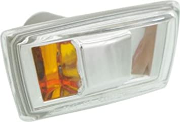 Right Side and Amber Lens Side Marker for 07-09 Saturn Aura GM2531133 CPP Front