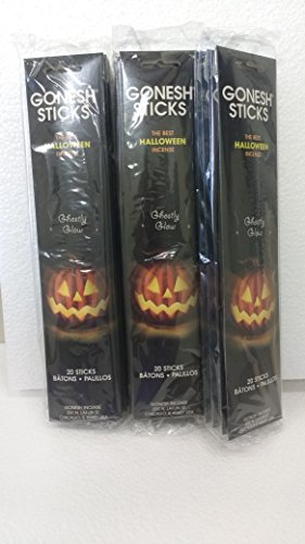 tions Incense : Ghostly Glow 12 Pack (20 Sticks/pack) ()