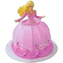 Barbie Cake Topper for Petite Cake