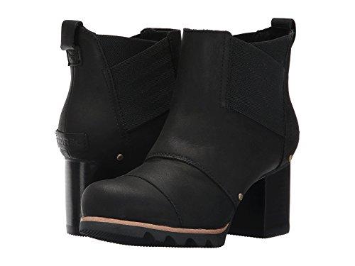 SOREL Addington Chelsea Boot - Women's Black/Kettle, 9.0