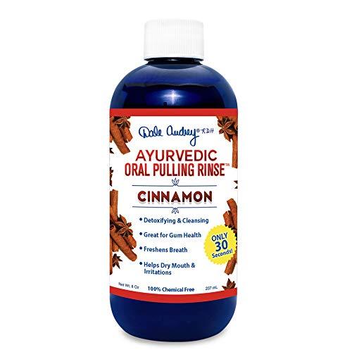 Ayurvedic Rinse Cinnamon, 8 Fluid Ounce