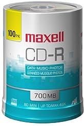 Maxell 648200 Premium Quality Recording ...