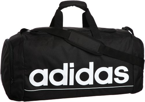 Adidas Linear ESS TBM Gym Bag Duffle Bag (Black) - Buy Online in UAE ... 12fedf4afdfbc