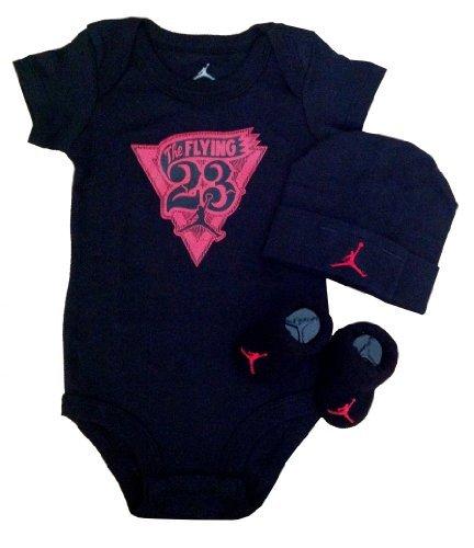 Nike Jordan Infant New Born Layette Set