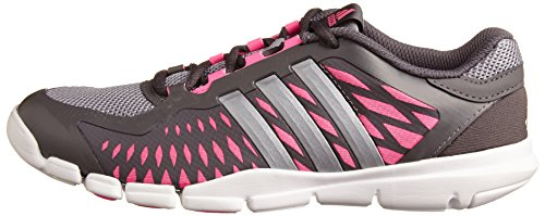 Damen anthrazit Performance adidas Fitnessschuhe pink qC5gTw