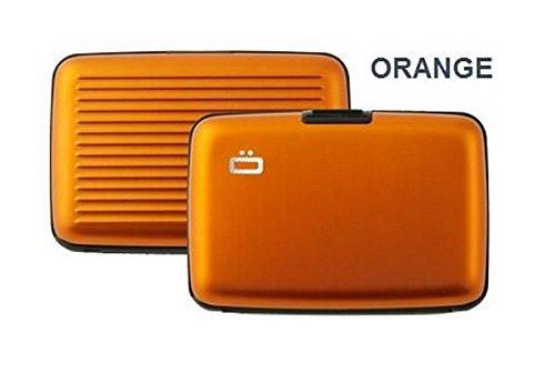 Amazoncom Ogon Wallet Stockholm Design Porte Cartes Aluminium Slim - Porte carte aluminium