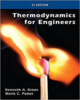 Book Thermodynamics for Engineers, SI Edition