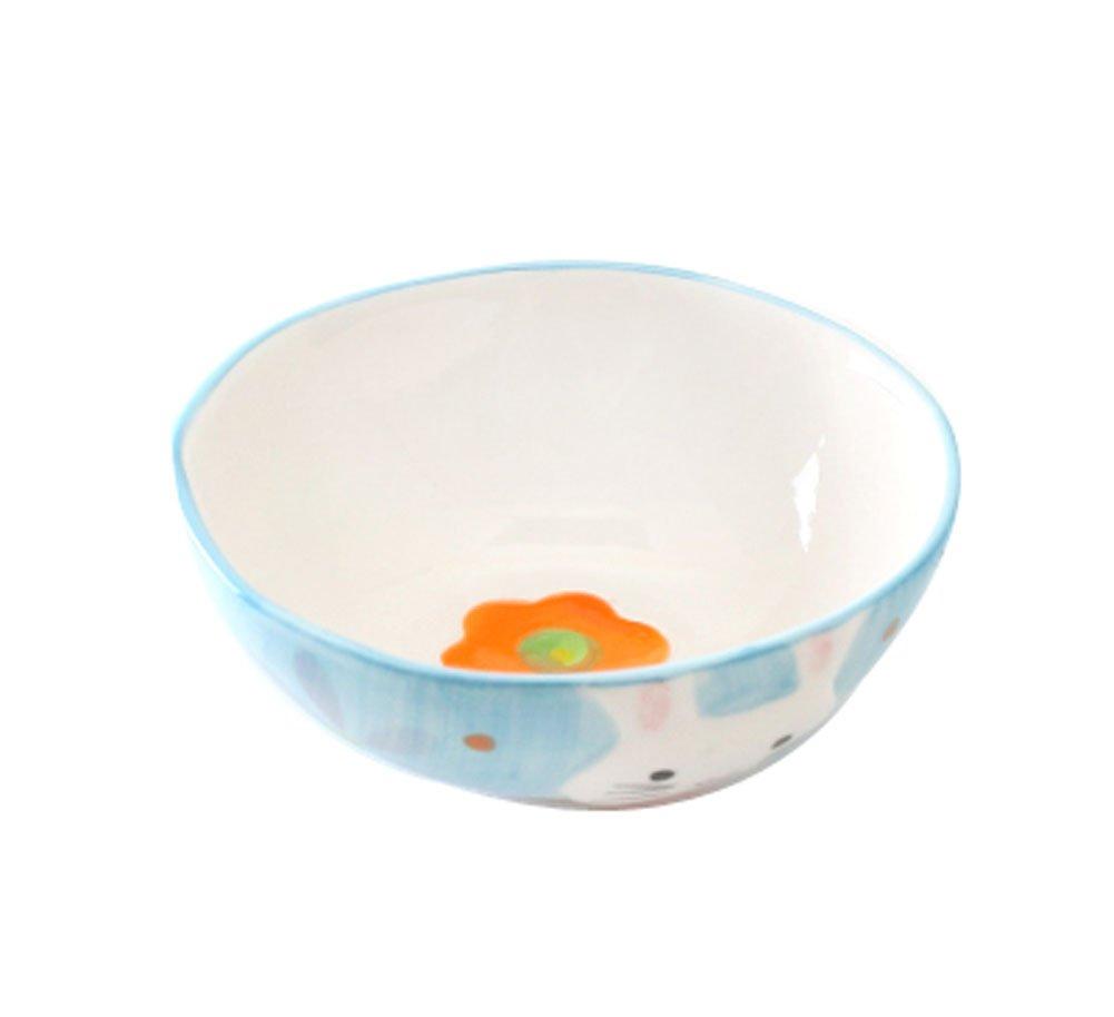 eative Animal Children's tableware Bowl
