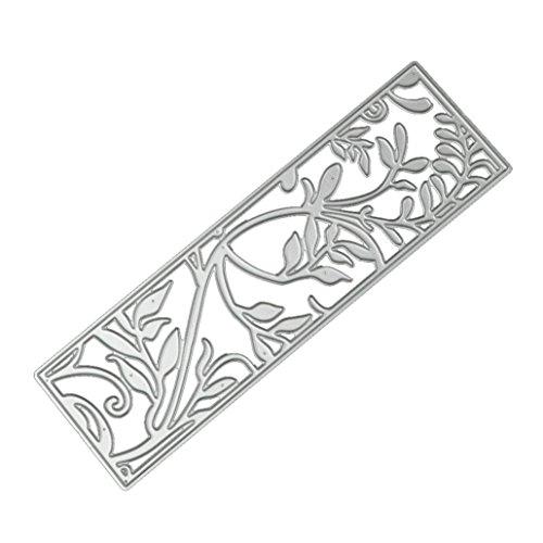 Transer Metal Cutting Dies Stencil DIY