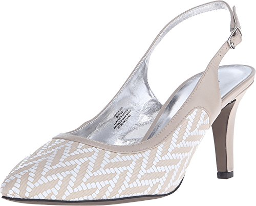 Bella Bone (David Tate Women's Bella Bone Pump 9 W (D))