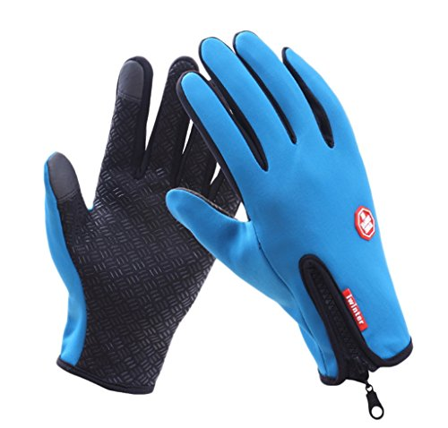 COMVIP Touchscreen Outdoor Sports Warm Winter Skiing Gloves