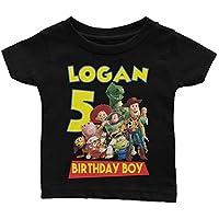 Personalize Toy Story Birthday Shirt