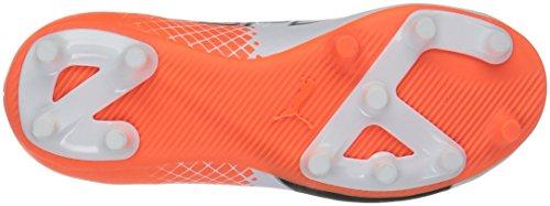 Puma evoSPEED 5.5 Tricks FG Jr Skate Shoe (Little Kid/Big Kid) Puma White/Puma Black