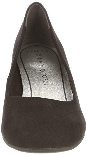 31 2 001 Black 2 Tozzi Femme 22403 Escarpins Marco 001 Noir HnIZTqXZ