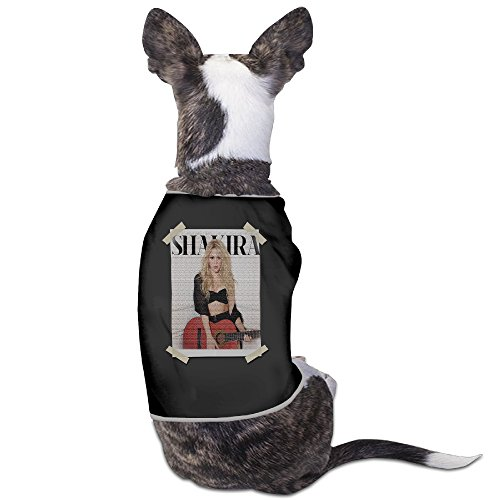 Shakira Wolf Costume She (Cool Shakira Albums Poster Pet Dog T)