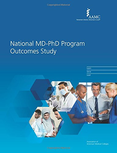 Download National MD-PhD Program Outcomes Study pdf