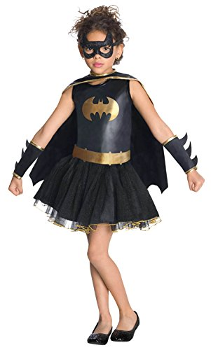 [DC Super Hero Batgirl Child Costume Size: Toddler 2-4] (Thing 1 And Thing 2 Costume With Tutu)