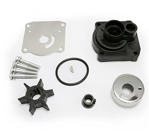 30HP 25HP Yamaha Outboard Water Pump Impeller Rebuild Kit Impeller Replacement Sierra 18-3432 61N-W0078-11 -