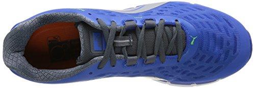 Puma Blue Course pour v2 Vert Turbulence Homme Bleu Vert Silver Faas 600 Chaussures de rxPrgqC