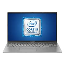 """ASUS Vivobook A512FB-BR053T Notebook con Monitor 15,6""""HD No Glare Intel Core i5-8265U, RAM 8 GB DDR4, SSD da 256GB, Scheda Grafica Nvidia MX110 da 2GB DDR5, Windows 10"""