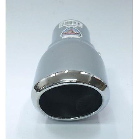 Autohobby 269 Auspuffblende Auspuff Universell Schalldampf Endrohr Blende Edelstahl bis 47mm Chrom A B C G H J CC 3 4 5 6 7