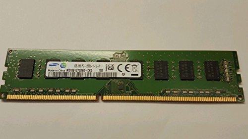 (8gb 240p Pc3-12800 Cl11 16c 512x8 Ddr3-1600 2rx8 1.5v Udimm Rfb, Samsung, Cyw, M378b1g73db0-ck0)