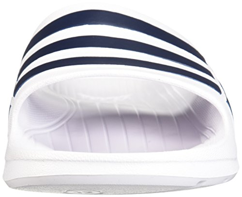 Duramo Slide Navy white Mixte collegiate Adulte White Adidas ATq6g