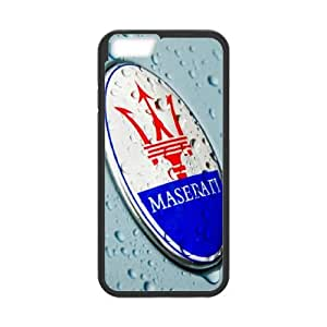Maserati iPhone 6 Plus 5.5 Inch Cell Phone Case Black MSY187332AEW