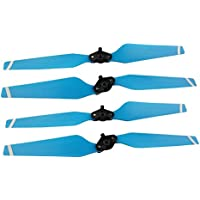 UUMART 4Pcs Propeller for DJI Mavic Pro Quadcopter Drone Spare Parts 8330 Quick-Released Folding Propellers-Blue