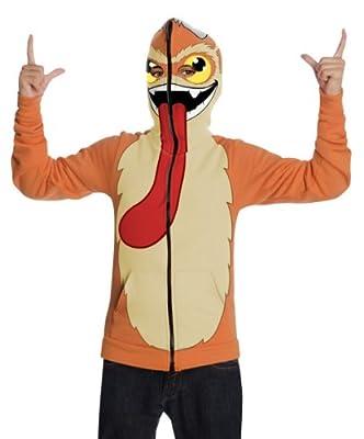 Skylanders Spyros Adventure Tween Trigger Happy Hoodie Costume from Rubies