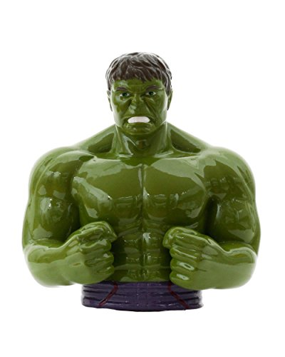 "Marvel ""The Hulk"" Ceramic Bank"