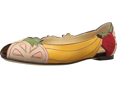 charlotte olympia Women's Tutti Frutti Flat Multicolor 36.5 M EU